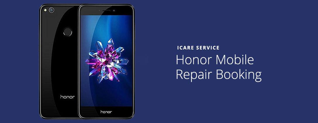 Honor service center in Chennai